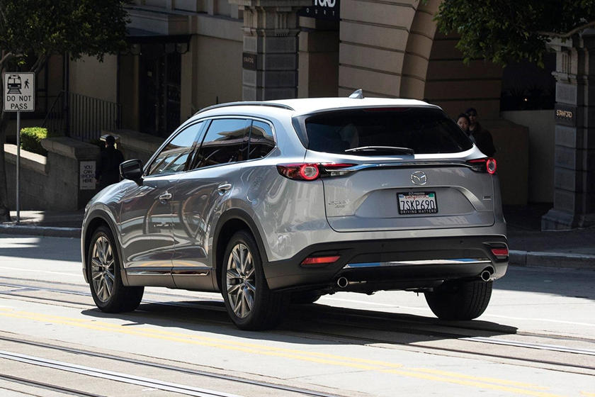 2019 Mazda CX-9 Review, Trims, Specs and Price | CarBuzz