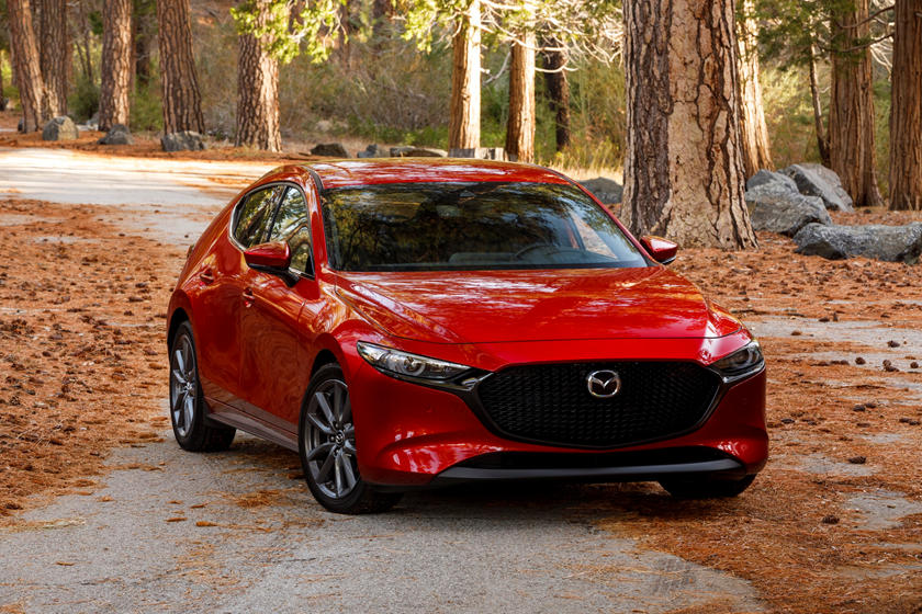 2019 Mazda Mazda 3 Hatchback Review Trims Specs And Price Carbuzz