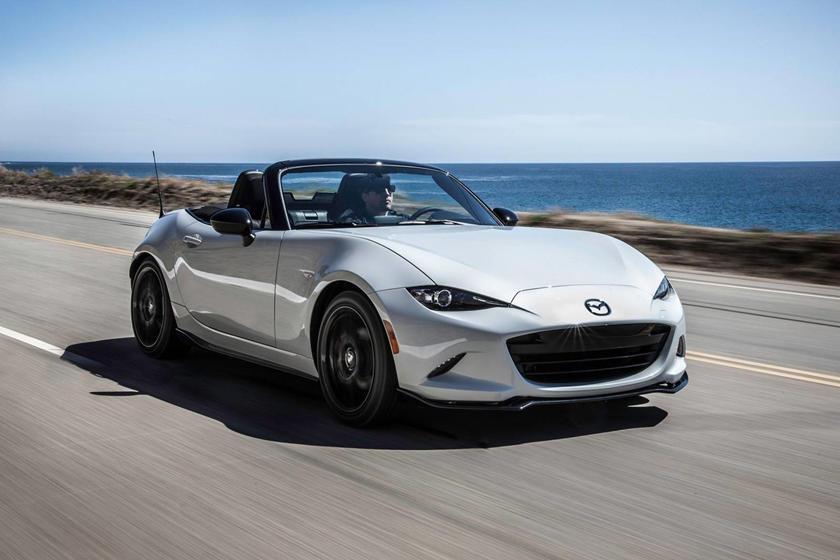 2019 Mazda Mx 5 Miata Review Trims Specs And Price Carbuzz
