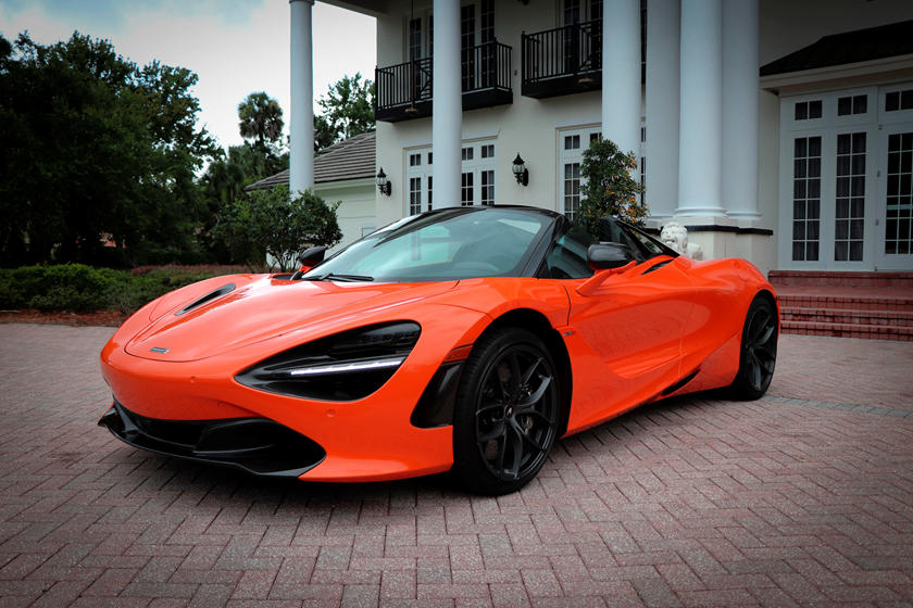 2019 McLaren 720S Spider Review, Trims, Specs and Price
