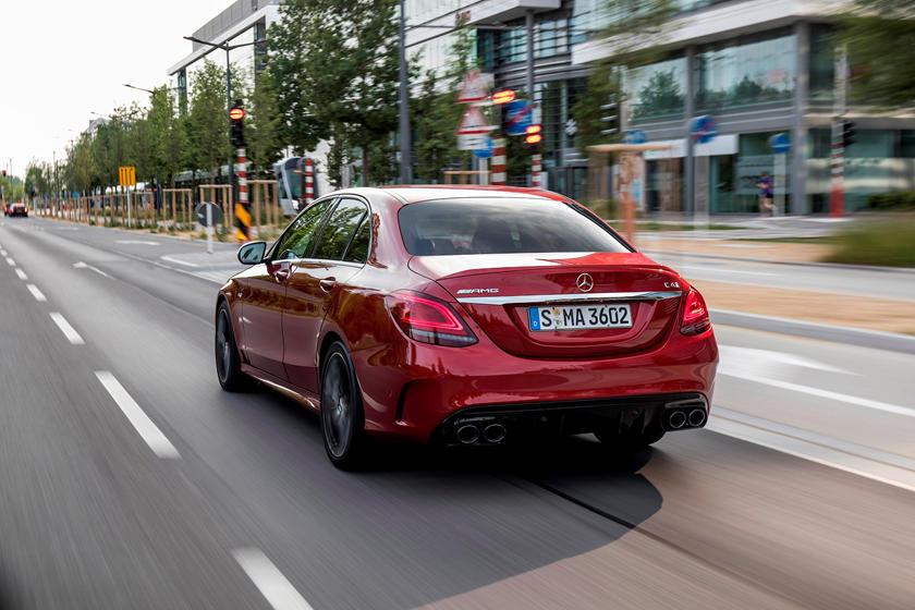 2019 Mercedes-AMG C43 Sedan Review, Trims, Specs and Price