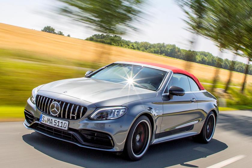 2019 Mercedes-AMG C63 Cabriolet: Review, Trims, Specs ...