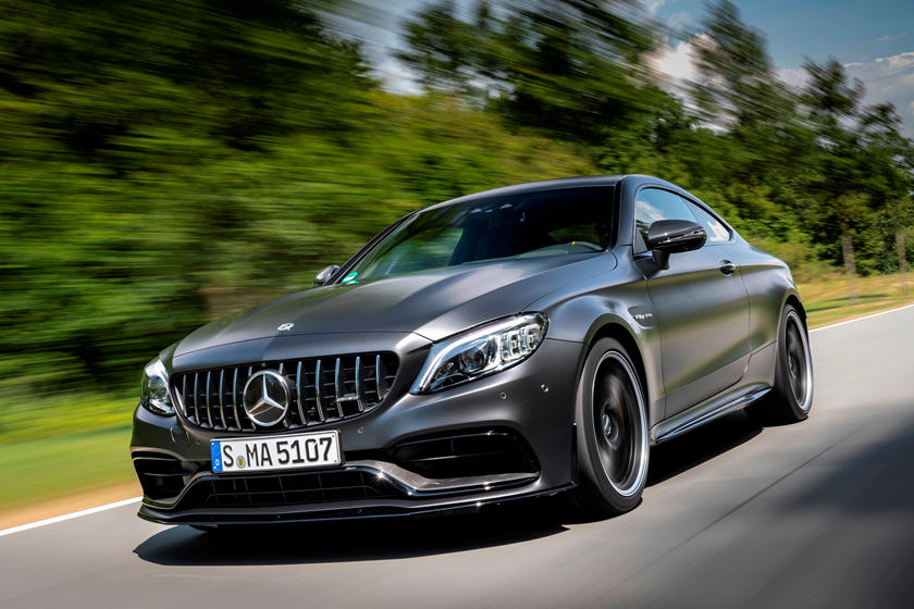 C63 Amg Coupe >> 2019 Mercedes Amg C63 Coupe Review Trims Specs And Price
