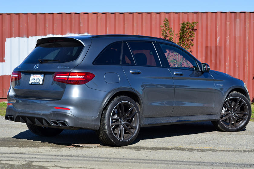 2019 Mercedes Amg Glc 63 Suv Review Trims Specs And Price