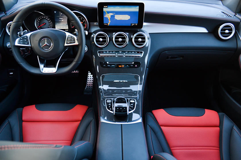 2019 Mercedes-AMG GLC 63 SUV Review, Trims, Specs and Price