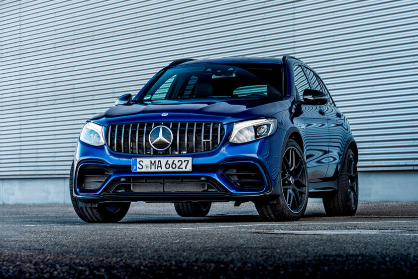 2018 Mercedes-Benz GLC: New AMG GLC63 Models, Price >> 2019 Mercedes Amg Glc 63 Suv Review Trims Specs And Price Carbuzz
