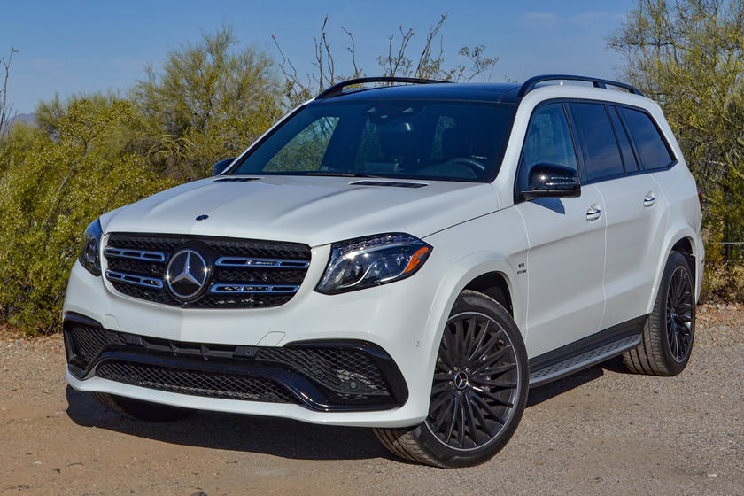 2019 Mercedes-AMG GLS 63 Review, Trims, Specs and Price