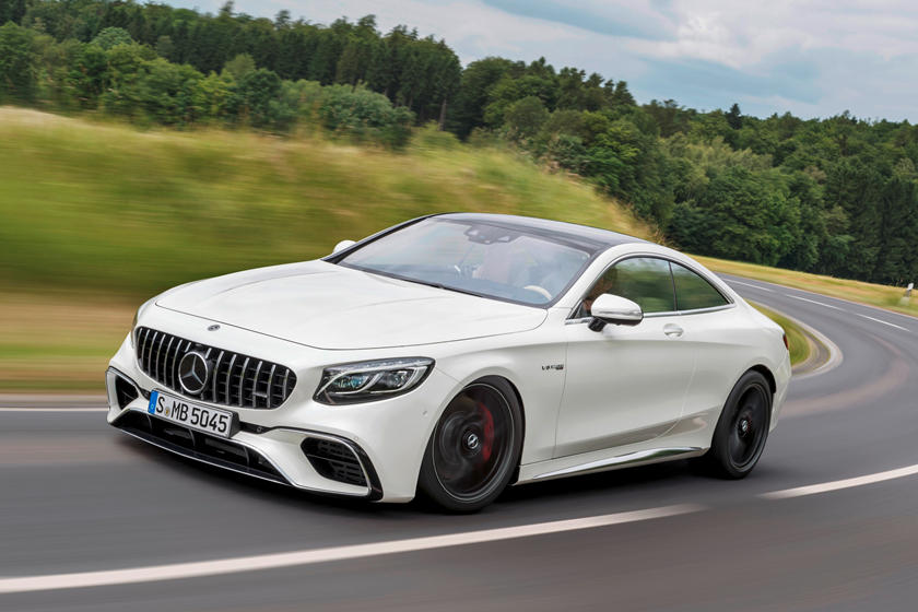 2019 Mercedes Amg S63 Coupe Review Trims Specs And Price Carbuzz