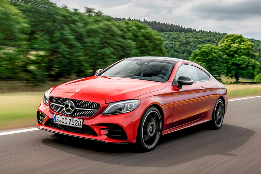 2019 Mercedes Benz C Class Coupe Review Trims Specs And