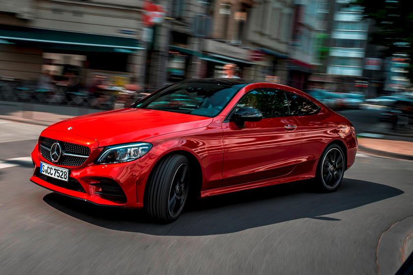 2019 Mercedes-Benz C-Class Coupe Review, Trims, Specs and