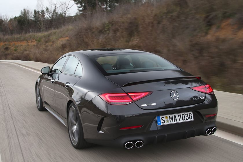 mercedes cls 350 coupe 2019