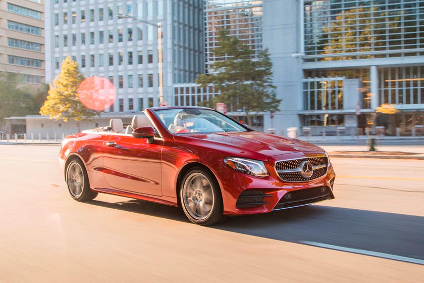 2019 Mercedes Benz E Class Convertible Review Trims Specs Price New Interior Features Exterior Design And Specifications Carbuzz