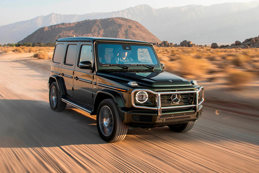2019 Mercedes Benz G Class Review Trims Specs Price New Interior Features Exterior Design And Specifications Carbuzz
