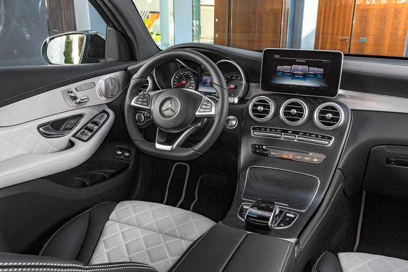 2019 Mercedes Benz Glc Class Coupe Review Trims Specs And