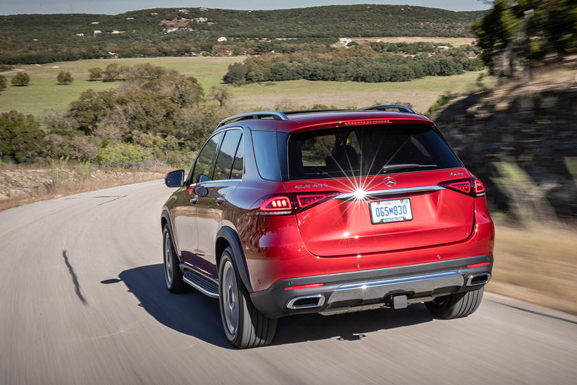 2019 Mercedes-Benz GLE-Class SUV: Review, Price, New Interior Features, Exterior Design, and ...