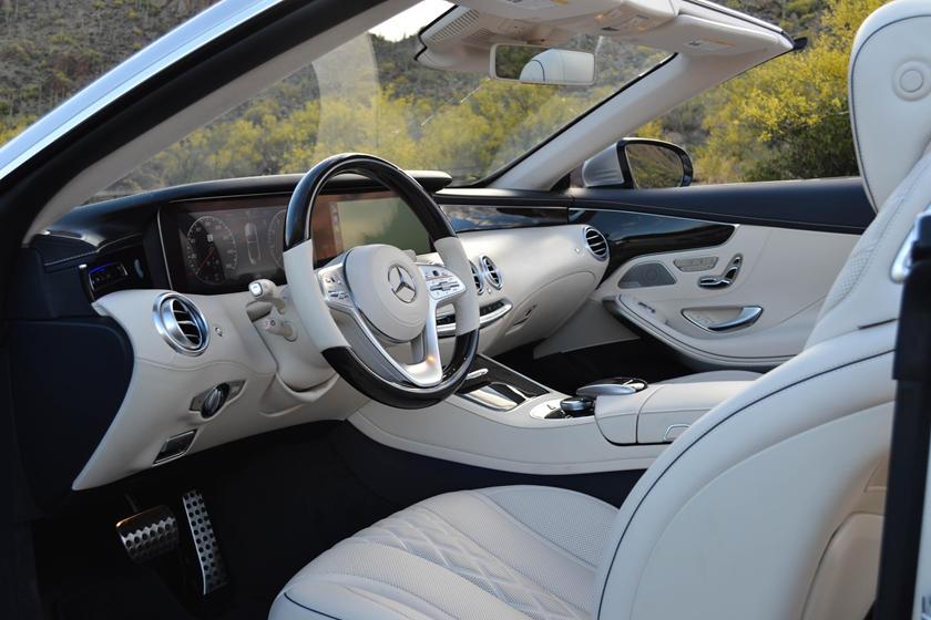 2019 Mercedes-Benz S-Class Convertible Review, Trims, Specs
