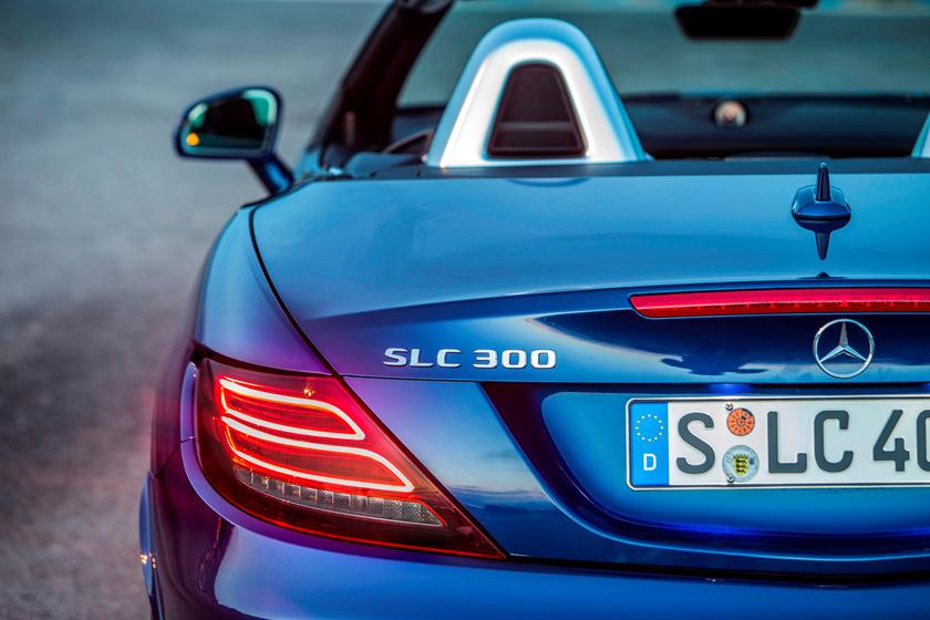 2019 Mercedes-Benz SLC-Class Review, Trims, Specs And