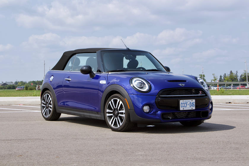 2019 Mini Cooper Convertible Review Trims Specs And Price Carbuzz