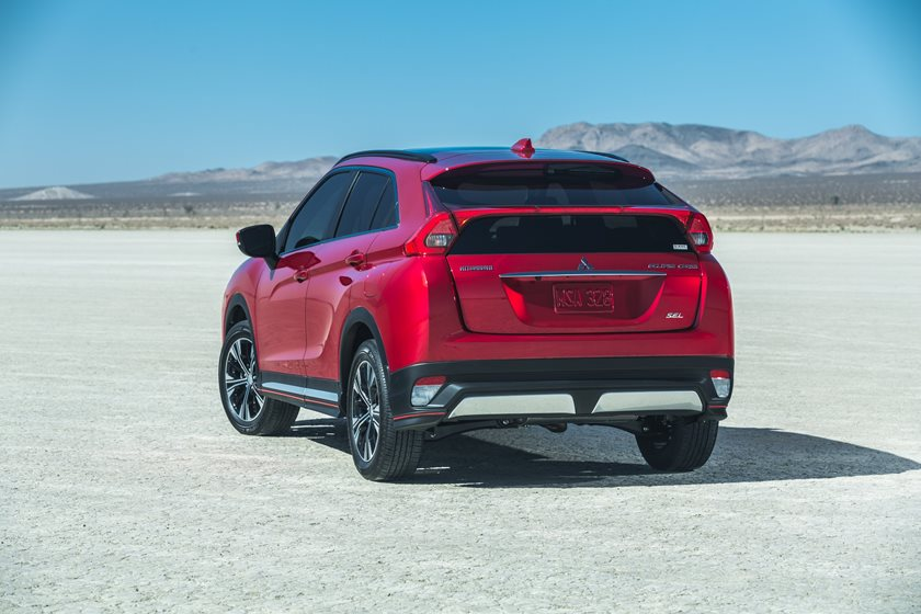 2019 Mitsubishi Eclipse Cross: Changes, Design, Specs >> 2019 Mitsubishi Eclipse Cross Review Trims Specs And Price