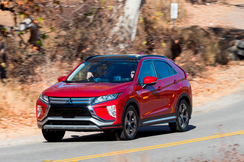 2019 Mitsubishi Eclipse Cross Review, Trims, Specs and Price