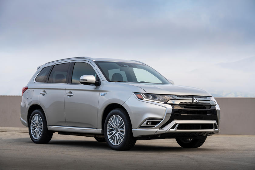 2019 Mitsubishi Outlander Phev Review Trims Specs And