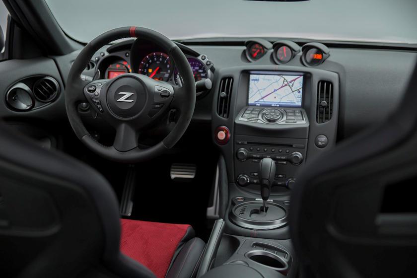 2019 Nissan 370Z NISMO Interior Photos   CarBuzz