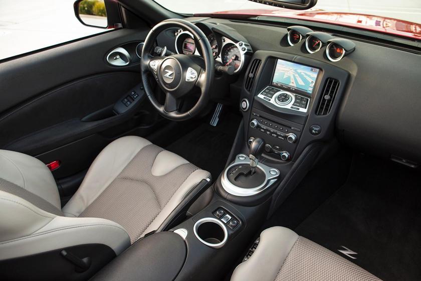 2019 Nissan 370Z Roadster Interior Photos   CarBuzz