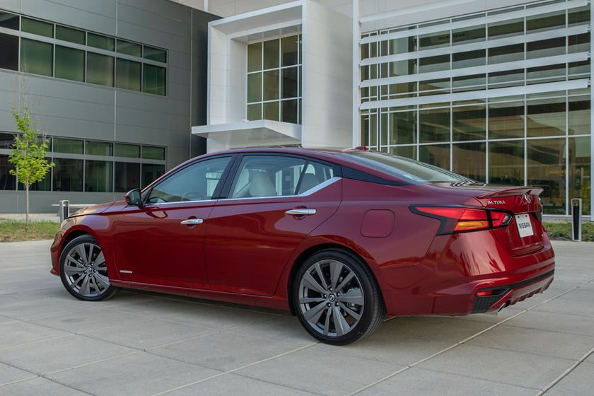 2019 Nissan Altima Review, Trims, Specs and Price | CarBuzz