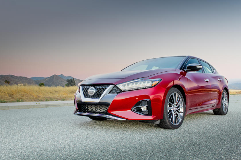 2019 Nissan Maxima Review, Trims, Specs and Price | CarBuzz