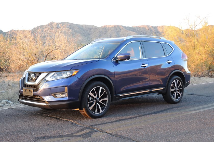 2019 Nissan Rogue Review, Trims, Specs and Price   CarBuzz