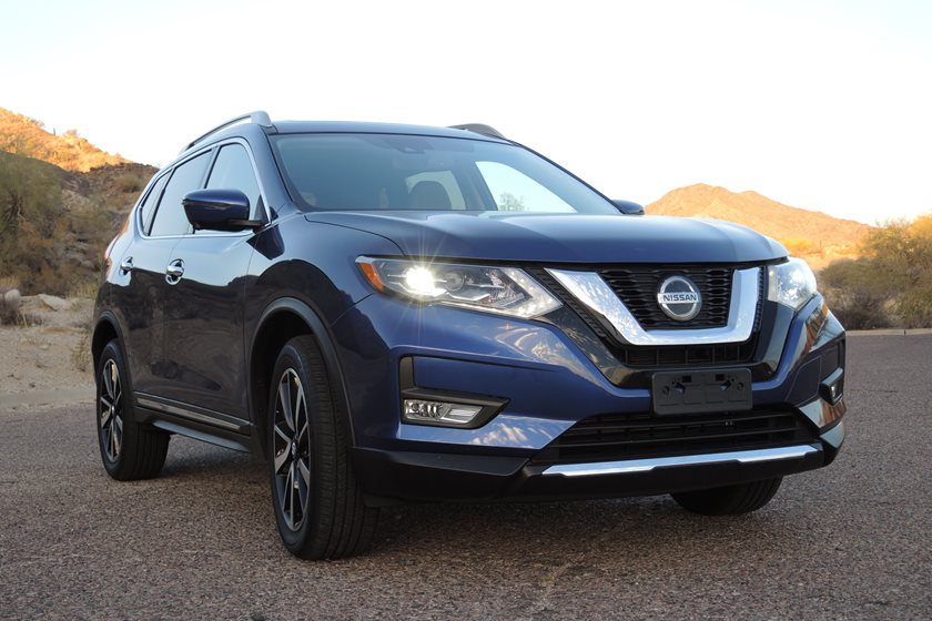 2019 Nissan Rogue Review, Trims, Specs and Price | CarBuzz