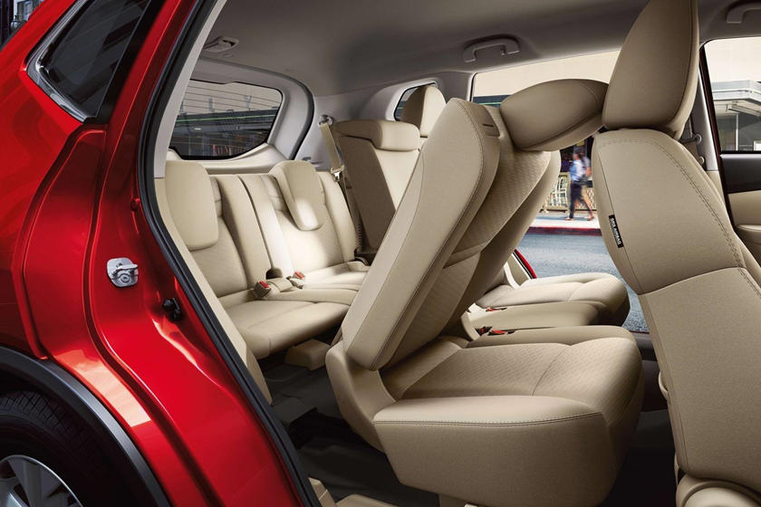 2019 Nissan Rogue Hybrid Review Trims Specs Price New Interior Features Exterior Design And Specifications Carbuzz
