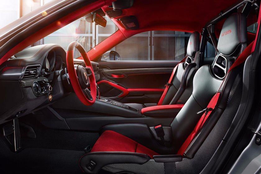 2019 Porsche 911 Gt2 Rs Interior Photos Carbuzz