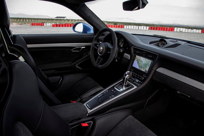 2019 Porsche 911 Gt3 Interior Photos Carbuzz