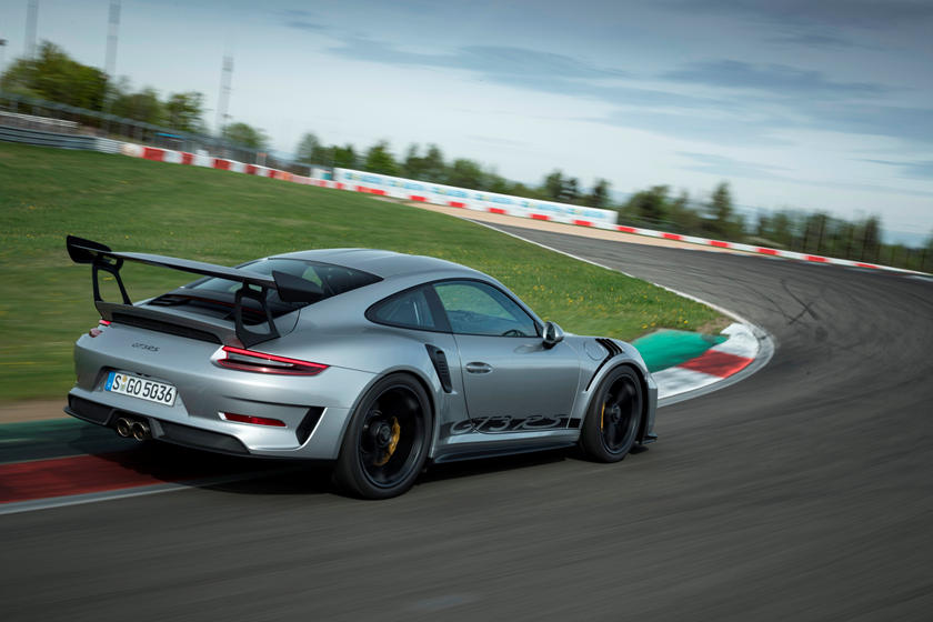 2019 Porsche 911 GT3 RS Review, Trims, Specs and Price