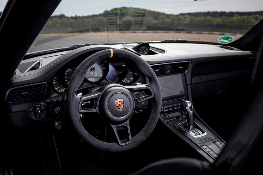 2019 Porsche 911 Gt3 Rs Interior Photos Carbuzz