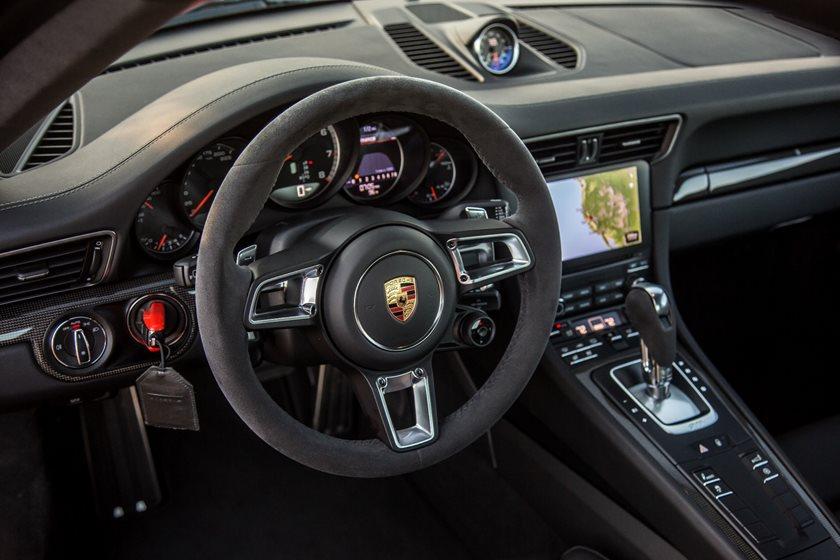 2019 Porsche 911 Turbo Cabriolet Interior Photos Carbuzz