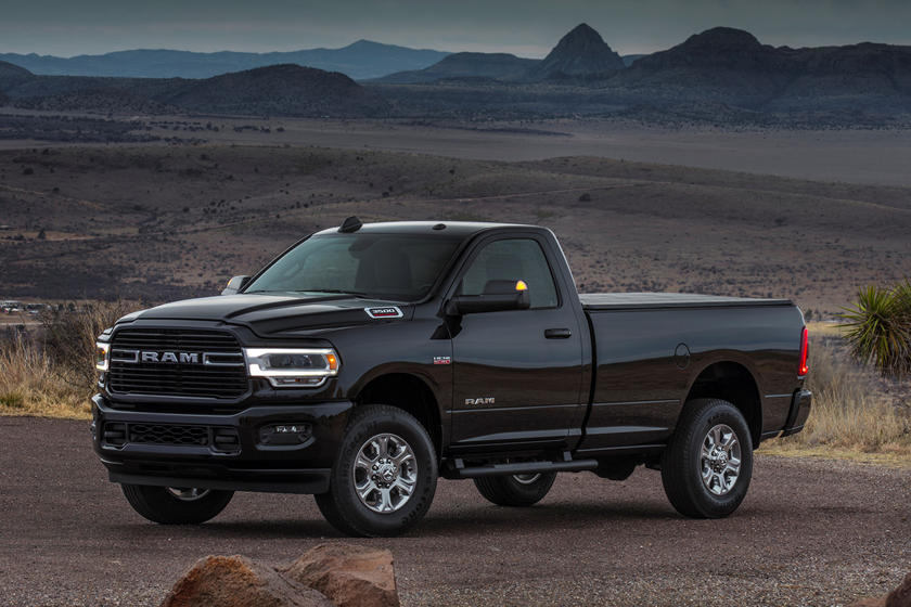 2019 Ram 3500 Review, Trims, Specs and Price | CarBuzz