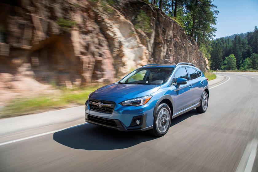 2019 Subaru Crosstrek Review Trims Specs And Price Carbuzz