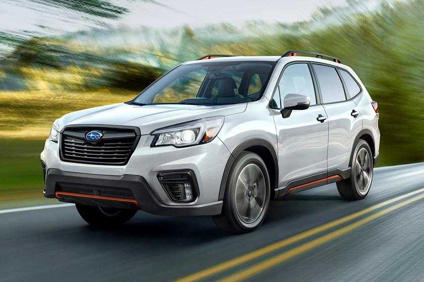 2020 Subaru Forester Turbo, STI, Hybrid >> 2019 Subaru Forester Review Trims Specs And Price Carbuzz