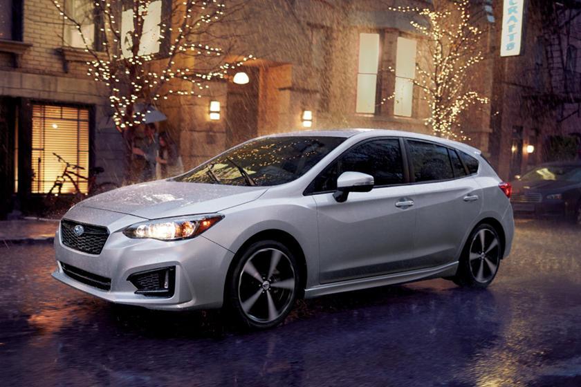 2019 Subaru Impreza Hatchback Review Trims Specs And Price Carbuzz