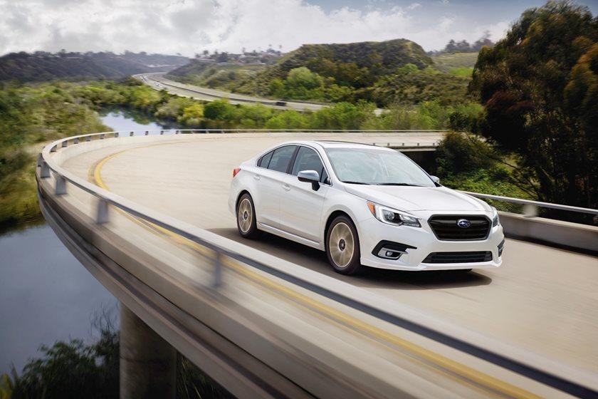 2019 Subaru Legacy Exterior Photos