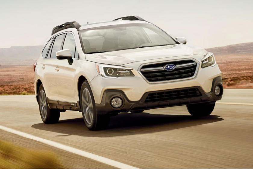 2019 Subaru Outback Review Trims Specs Price New Interior Features Exterior Design And Specifications Carbuzz