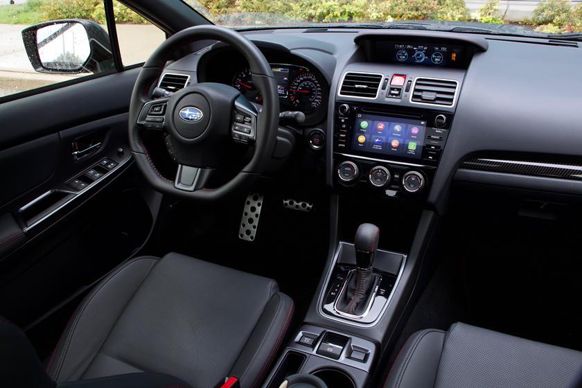 2019 Subaru WRX Sedan Review, Trims, Specs and Price   CarBuzz