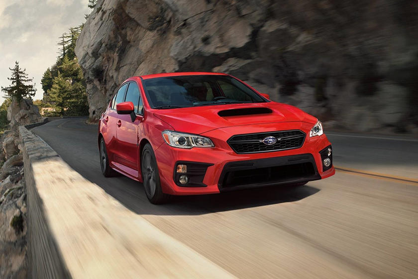 Subaru Wrx 0-60 >> 2019 Subaru Wrx Sedan Review Trims Specs And Price Carbuzz