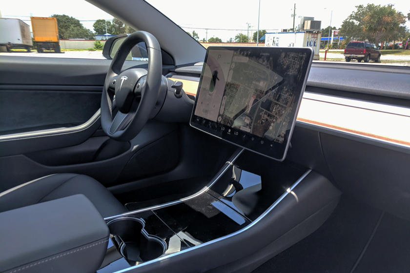 2019 Tesla Model 3: Review, Price, Interior Features ...