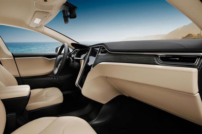 2019 Tesla Model S Interior Photos | CarBuzz
