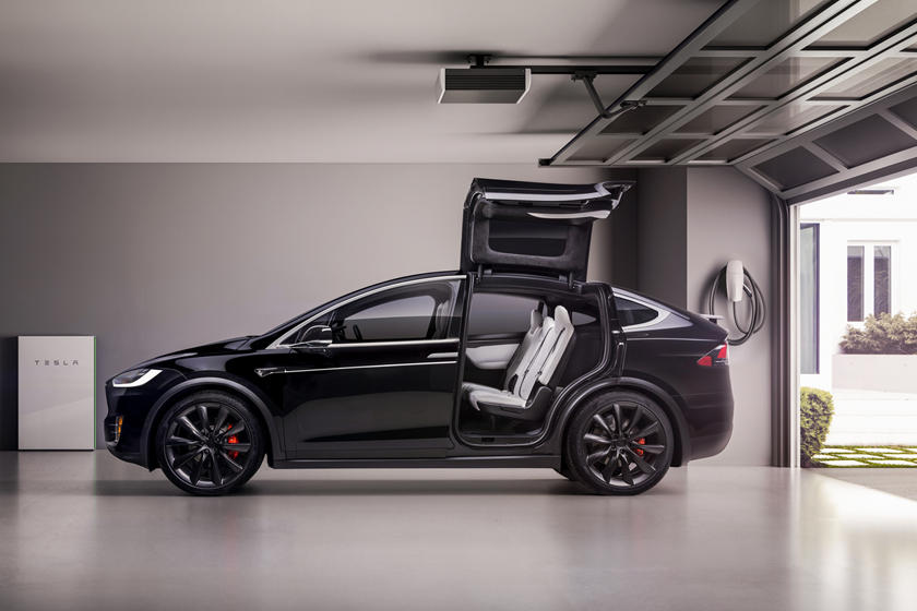 2019 Tesla Model X Review Trims Specs Price New Interior Features Exterior Design And Specifications Carbuzz