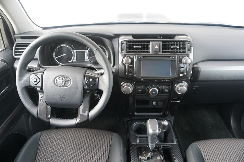 2019 Toyota 4Runner Review, Trims, Specs and Price   CarBuzz
