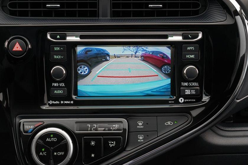 2019 Toyota Prius C Review Trims Specs Price New Interior Features Exterior Design And Specifications Carbuzz